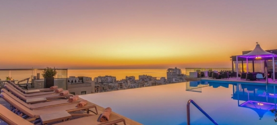 5* Deluxe Malta Break with Breakfast
