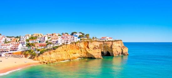 Half-Board Albufeira Beachfront Getaway  - 5* Option!
