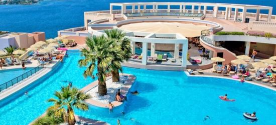 5* Luxury All-Inclusive Crete Beach Escape - Dates till Oct 2020!