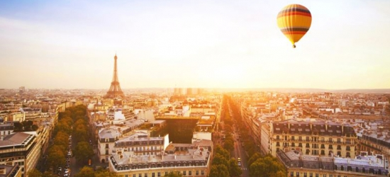 Central Paris Escape by Eurostar - Walking Distance from Eiffel Tower