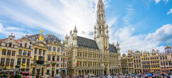 Central Brussels Getaway & Return Eurostar