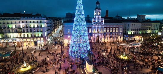 4* Madrid Christmas Markets Break