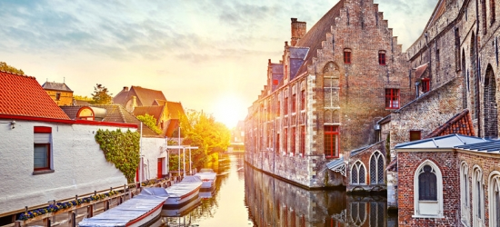 Historic Central Bruges City Escape & Return Eurostar