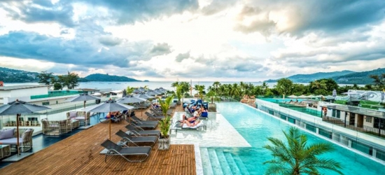 7nt 4* Phuket Beach Escape  - Island Cruise Options!