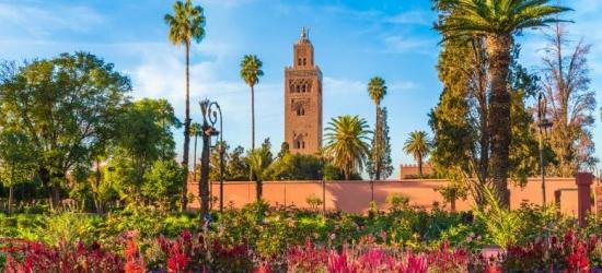 Central Marrakech Getaway Near Jemaa-el-Fna Square!