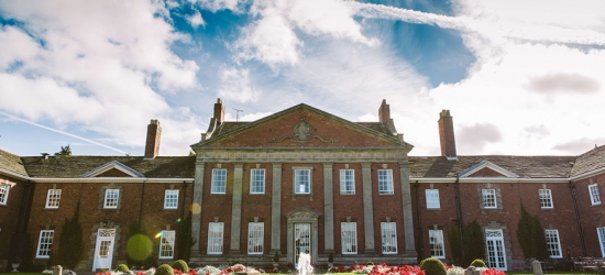 Overnight Champney Mottram Hall Stay For 2 & Champagne