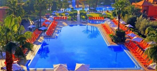 4* or 5* All-Inclusive Marrakech Aqua Park Escape