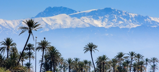 5* Luxury Marrakech Boutique Stay in a Deluxe Room, B'Fast