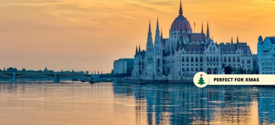 Budapest City Break  - Perfect for a Christmas Gift!