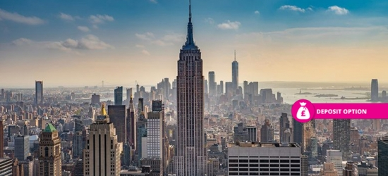 10nt USA Break: New York, San Francisco, LA and Las Vegas