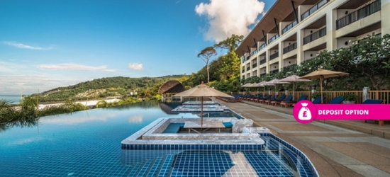 4* Luxury Phuket Getaway, Ocean Facing Room, Daily Massage