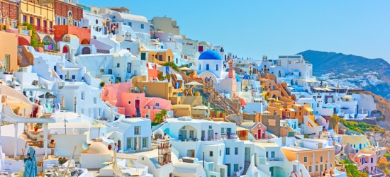 Athens & Santorini Multi-City Break, Ferry Transfer