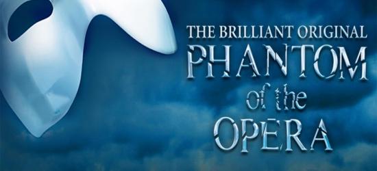 1-4nt London 4* Stay & Phantom of the Opera Tickets