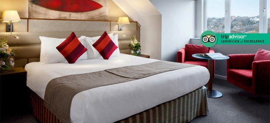 Radisson Blu Durham Stay, Spa Access, 2-Course Dining & Breakfast for 2