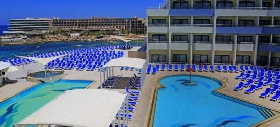 Waterfront Malta Retreat  @ 4* LABRANDA Riviera Hotel & Spa