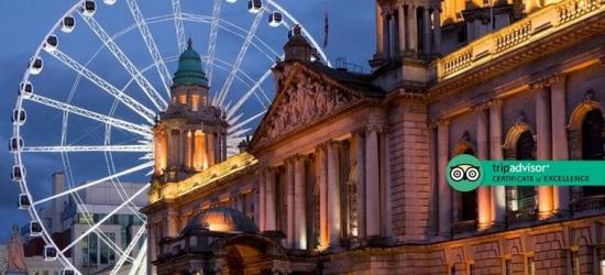 Belfast City Escape  - Dates Until Oct 2020!