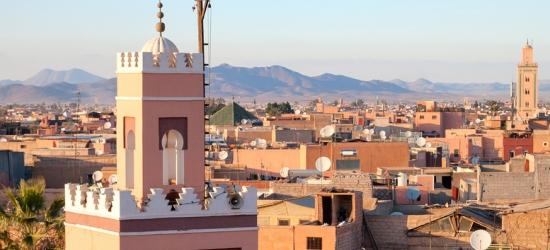 4* All-Inc Marrakech Escape  - Dates till Oct 2020!