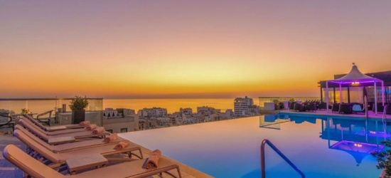 7nt 5* Half-Board Malta Getaway  - 2020 Dates!