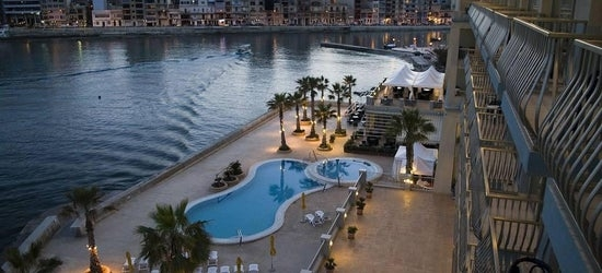 4* Malta holiday w/flights