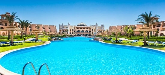 5* all-inclusive Red Sea holiday w/flights