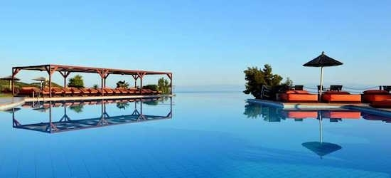 5* half-board Halkidiki week w/flights