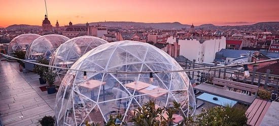 5* Budapest city break