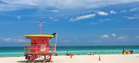 4* Miami Beach break w/flights