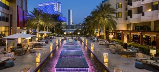 5* luxe Abu Dhabi escape w/breakfast & flights
