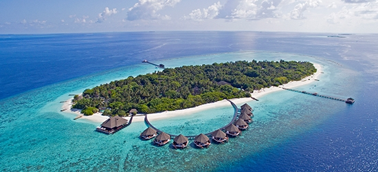 4* Maldives escape w/seaplane & speedboat transfers