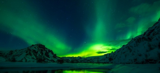 Win a trip to see the Northern Lights in Iceland