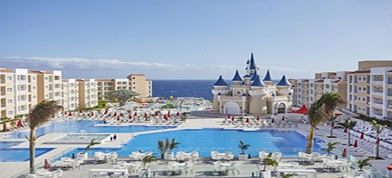 5* luxury all-inclusive Tenerife week