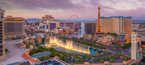 Las Vegas: 5 night holiday w/flights