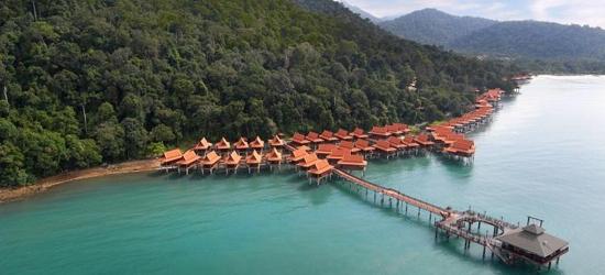 4* Langkawi island paradise