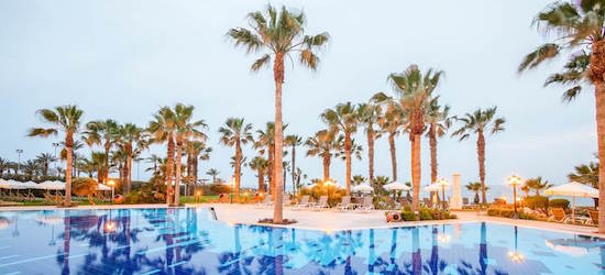 4* Cyprus escape w/breakfast & flights