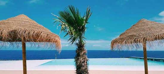 5* luxury Azores week w/breakfast & flights