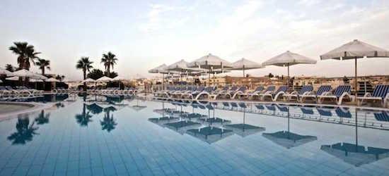 5* Malta escape w/breakfast & flights