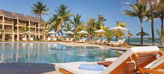 4* half-board Mauritius escape w/flights