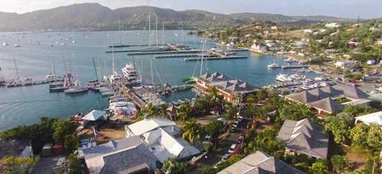 4* Antigua holiday w/flights