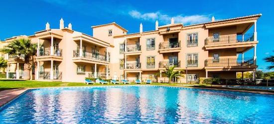 4* Algarve week w/flights