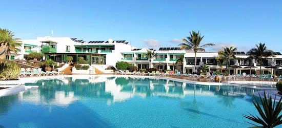 4* Lanzarote week w/flights