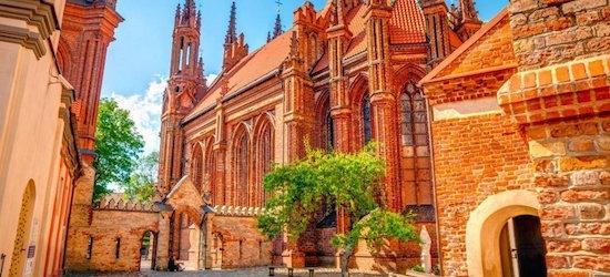 Baltic States: Magical Baltic Capitals
