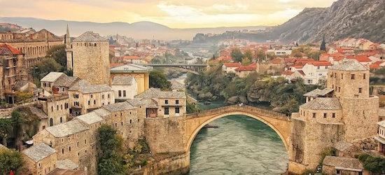 Balkan Peninsula tour
