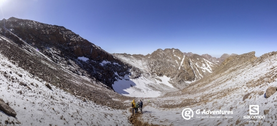Win a dream hiking trip to Morocco, plus hiking gear
