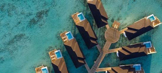 4* deluxe Maldives escape