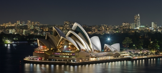 Win a trip for two to Australia incl. Business Class flights worth £15,000