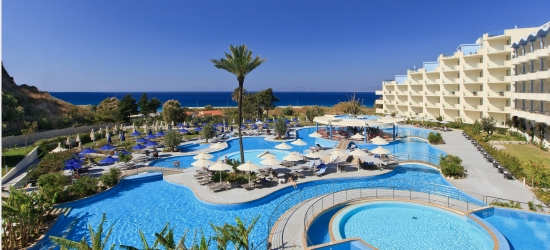 Win a 7-night holiday for two to Rhodes