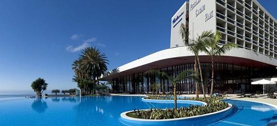 5* luxury seafront Madeira getaway