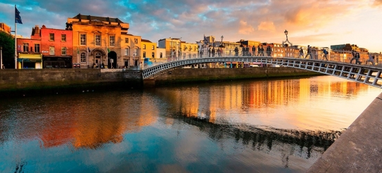 Win a trip to Dublin for four + Dubliner Whiskey distillery tour
