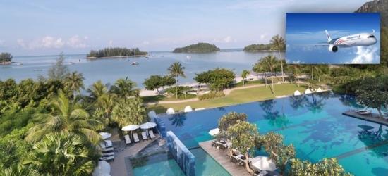 Win a luxury break to Langkawi, Malaysia
