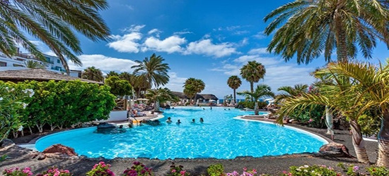 5* all-inclusive Lanzarote week